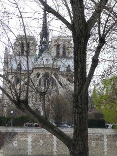 7a -Notre Dame vue du Quai d'Orléans